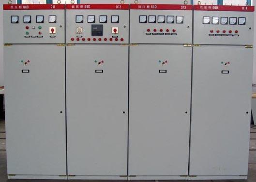 Cung cấp sửa đổi kiểu tủ GGD màn hình phân phối, GGD Type AC áp thấp phân phối điện siêu nghiệp bán