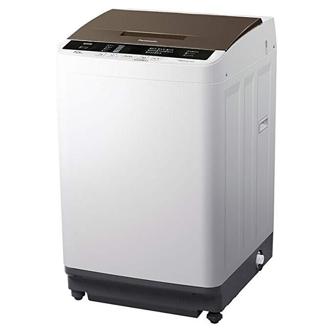 Panasonic Panasonic 7kg tự động công suất lớn sạch âm nhạc máy giặt XQB70-Q27H2F