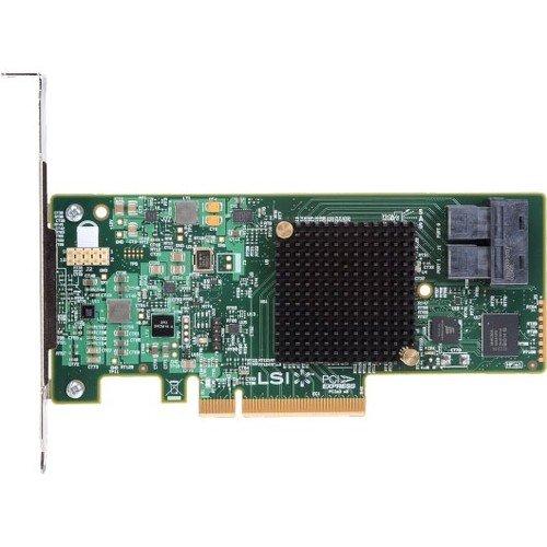 Bộ điều khiển Raid của Intel Rs3uc080j Singl