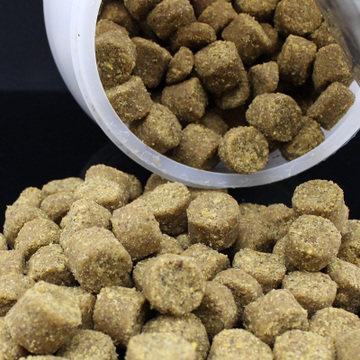 Hoa Kỳ trong y tế Shigao lecithin hạt 680 gam hương vị thịt bò pet dog vẻ đẹp tóc màu sức khỏe sản p