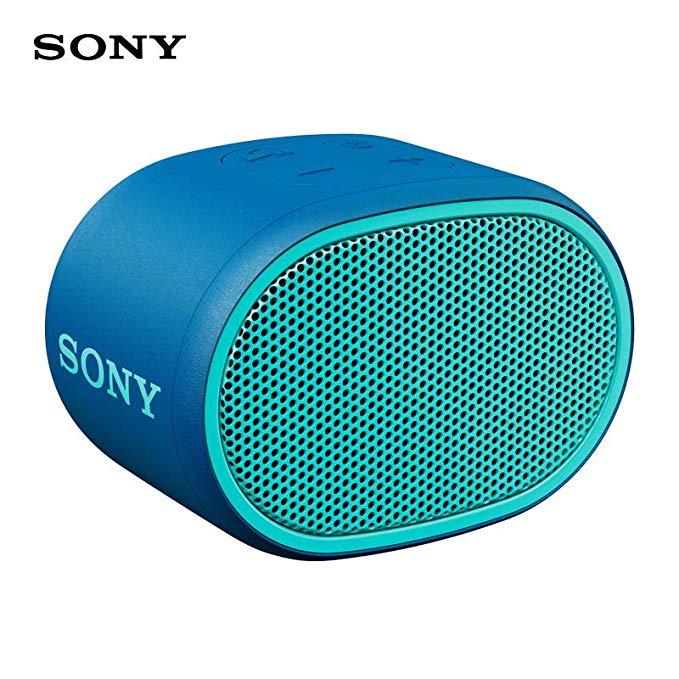 Sony Sony SRS-XB01 Loa Bluetooth di động IPX5 Thiết kế chống thấm nước Loa siêu trầm không dây Bluet