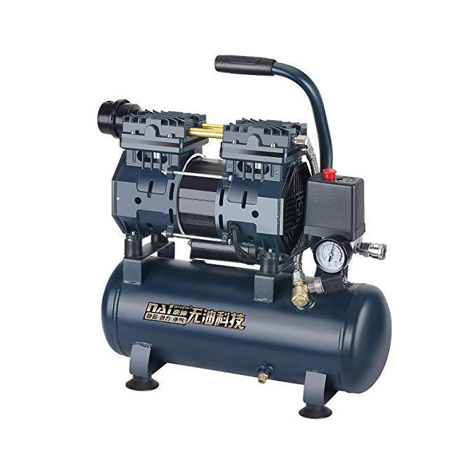 Máy nén khí máy nén khí nhỏ 220v máy nén khí inflatable dầu- miễn phí áp suất cao im lặng chế biến g