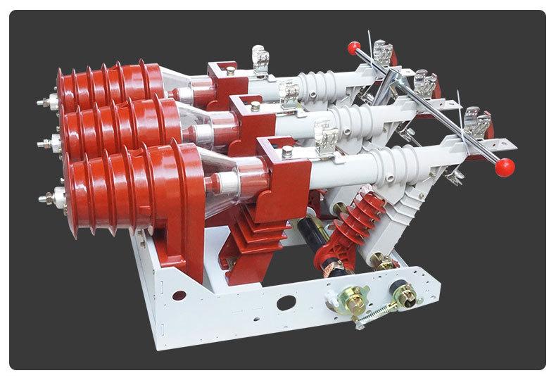 Nhà sản xuất 10KV nguôi giận thức cao áp tải chuyển đổi đất FN12-12RD/125A đưa đón các cầu chì