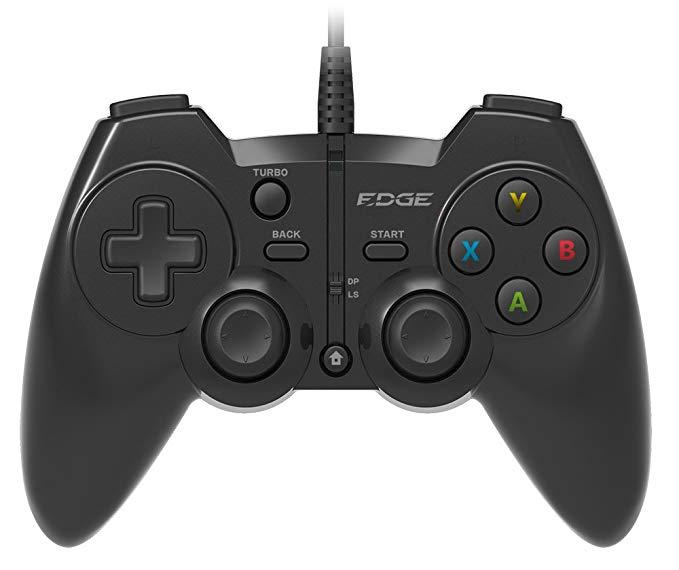 EDGE 301 g trò chơi pad đen