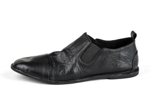 Giày Da Kiểu Anh Mềm mại và nhẹ nhàng , mã giày da tiêu chuẩn , Thương hiệu: Saints Base