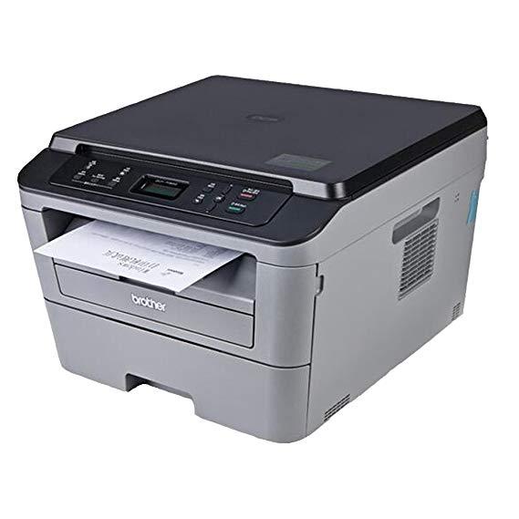 Máy đa chức năng laser màu đen và trắng Brother (DCP-7080D 3in1 in hai mặt)