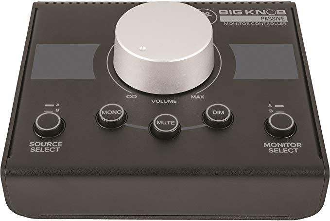 Mackie BIG KNOB hiển thị thụ động BIG KNOB PASSIVE điều khiển Passive 2x2