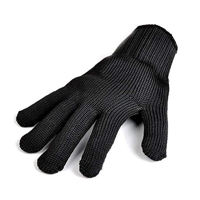 Dixie Seville Găng tay chống cắt Thoải mái và không đâm Dây bảo vệ Găng tay chiến thuật