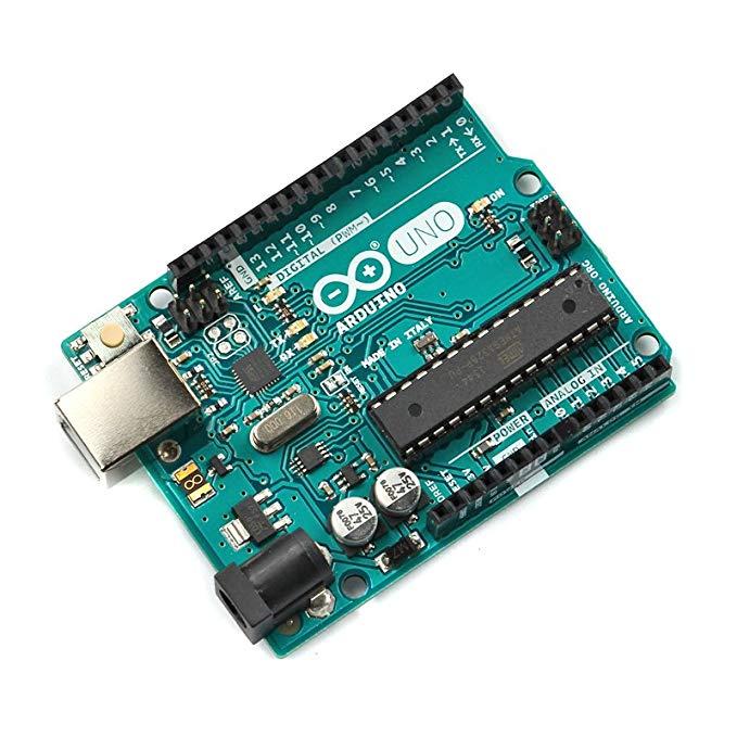 Bộ điều khiển Arduino UNO R3 Phiên bản tiếng Anh Nhập khẩu ban đầu - Osong Robot