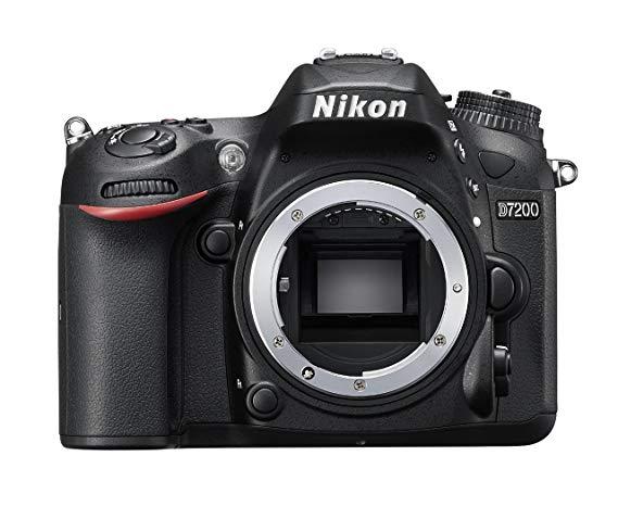 Máy ảnh Nikon Nikon D7200 SLR