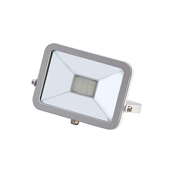Unitec 48532, đèn LED tiên tiến, nhôm, trắng, 23 x 20 x 5,5 cm
