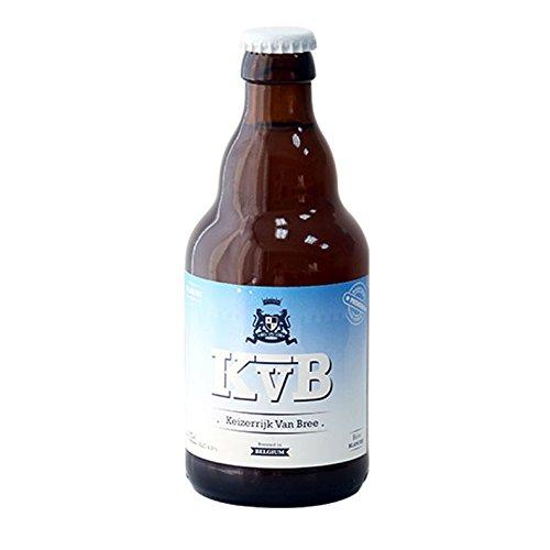 Keizerrijk Van Bree Bỉ nhập khẩu Bray Empire trắng bia thủ công 330ml