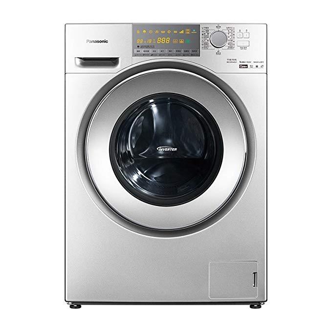 Panasonic Panasonic 9kg hoàn toàn tự động công suất lớn Romeo ve với sấy khô, máy giặt trống XQG90-E