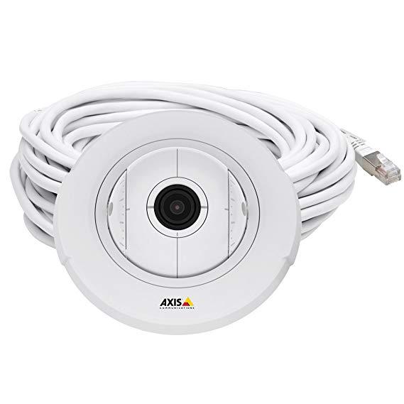 Axis F4005 - Phụ kiện camera giám sát (Bộ cảm biến, Trong nhà, Trắng, 1920 x 1200 pixel, 0-120 °, -3