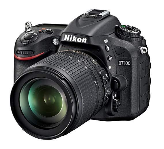 Nikon Nikon D7100 Máy ảnh kỹ thuật số SLR (18-105 VR KIT)
