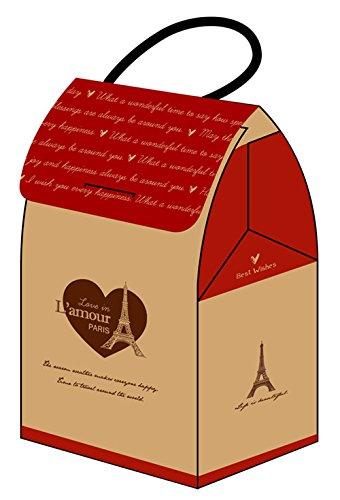 Hộp quà tặng SEASON Đài Loan Bốn mùa BD3701-14 - Tháp trái tim