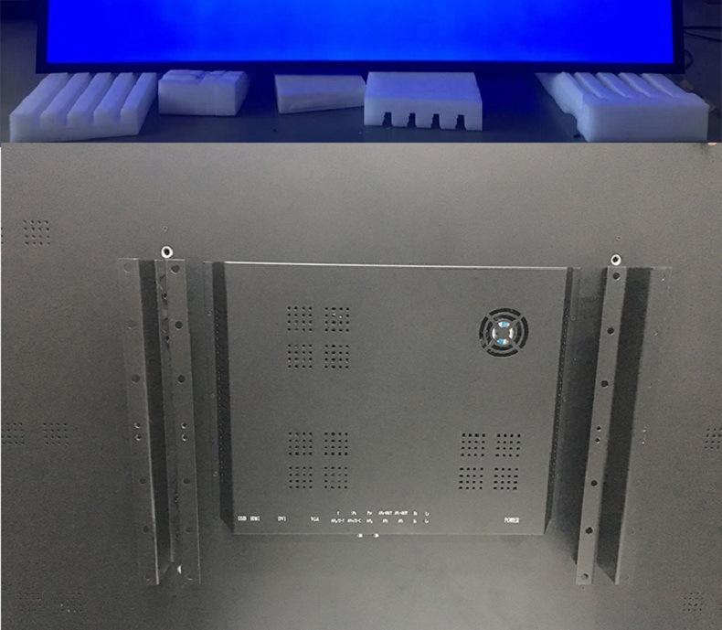 Nhà sản xuất BLDM chính phẩm hàng hiện có 75 inch màn hình tinh thể lỏng 4K màu phòng họp báo màn hì