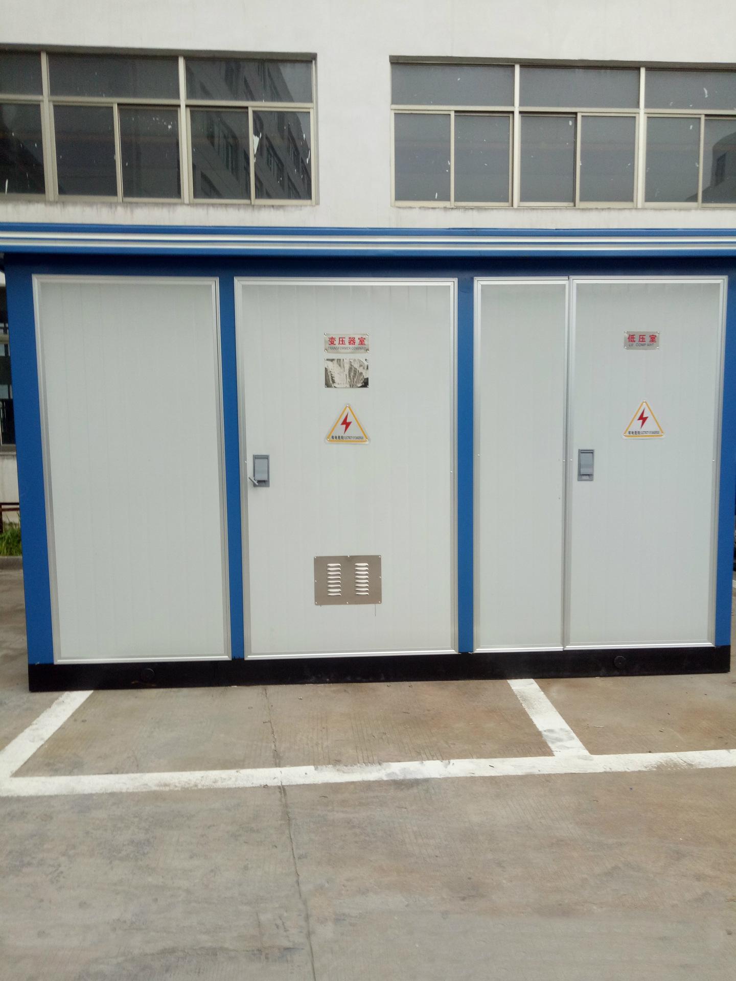 Nhà sản xuất Trạm biến áp điện ZBW-12 series thùng hộp Mỹ châu Âu
