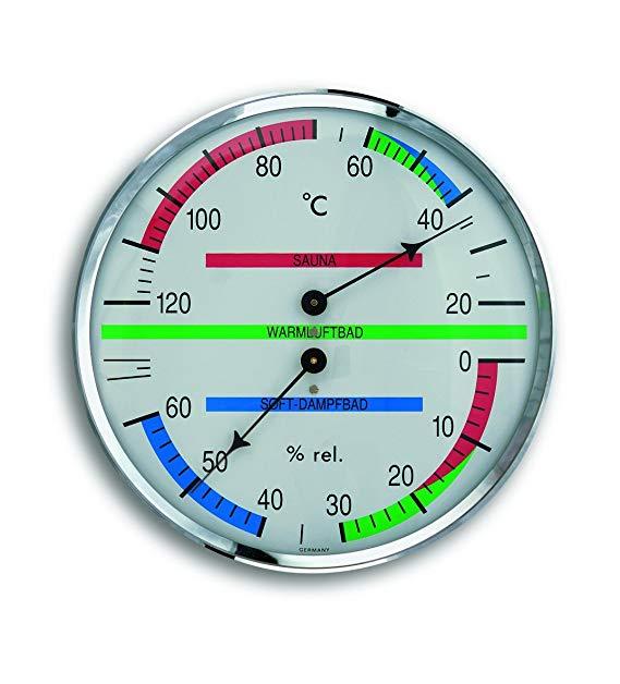 TFA-Dostmann 40.1013 Đồng hồ đo nhiệt độ và độ ẩm