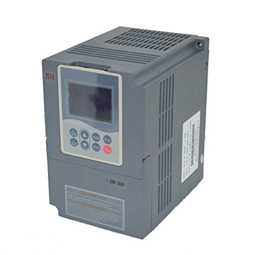 Wanchuan công nghệ điều khiển biến tần tự động kiểm soát nhiệt độ đốc 5.5KW 220 V