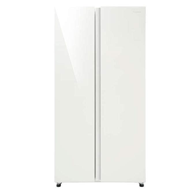 Tủ lạnh Panasonic Panasonic NR-W56MD1-XW Trắng 570L Tempered Glass Panel