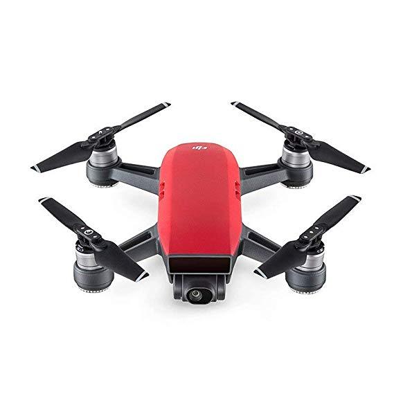"""DJI Dajiang """"Xiao"""" SPARK Pocket Intelligent UAV (Màu đỏ) HD Aerial Camera Ảnh tự sướng Tạo tác"""