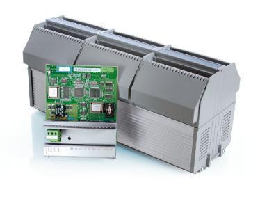 Bộ điều khiển lập trình PLC DDC EH30-S REGIN tòa nhà, hệ thống kiểm soát hệ thống ray - Bà...