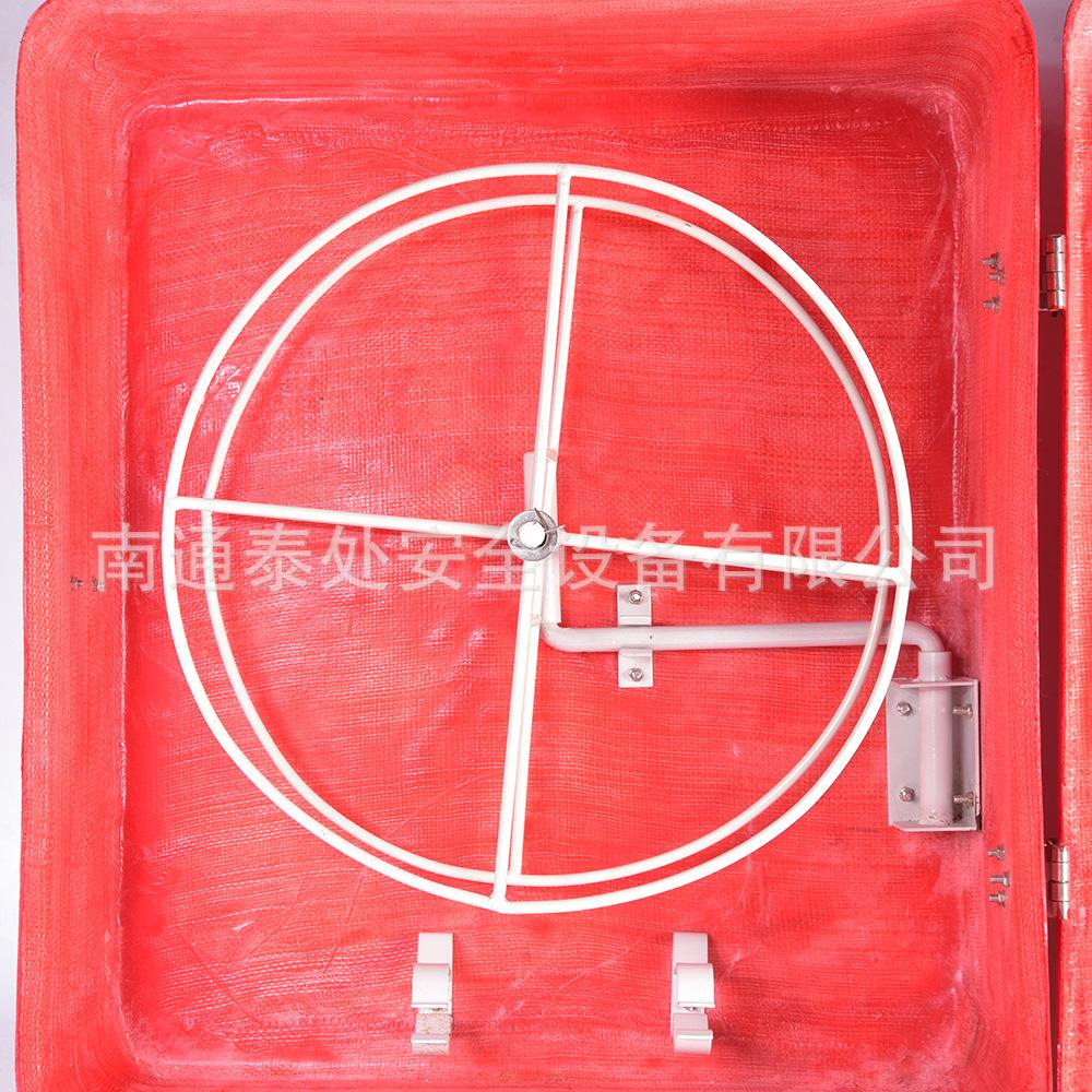 Fire hose box, marine fire hose box, stainless steel hose storage box.