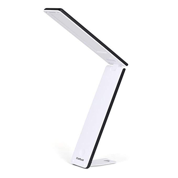 Anh thương hiệu Daffodil LECB05 LED sạc mắt mờ bảng đèn Gấp bảng đèn Sạc bảng kho báu đèn Di Động ng