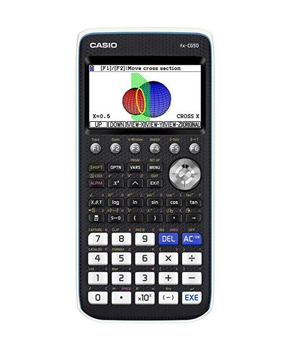 Máy tính đồ thị màu CASIO PRIZM FX-CG50