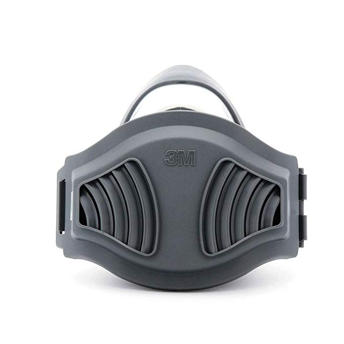 3m 1211 mặt nạ khí bụi mặt nạ bụi công nghiệp phòng chống phun sơn mặt nạ 1211 bụi mặt nạ 4 bộ