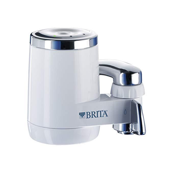BRITA Bilunde loại vòi lọc nước trên Tap với bộ lọc 1