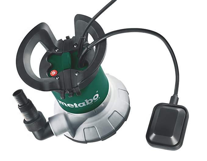 Bình đun nước Metabo 250800002. Bơm chìm TPF7000S, 450 W, 230V, 50Hz