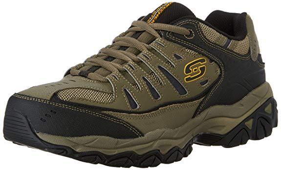 Giày thể thao Sneakers nam có dây buộc , Thương Hiệu : Skechers -  After Burn M.Fit .
