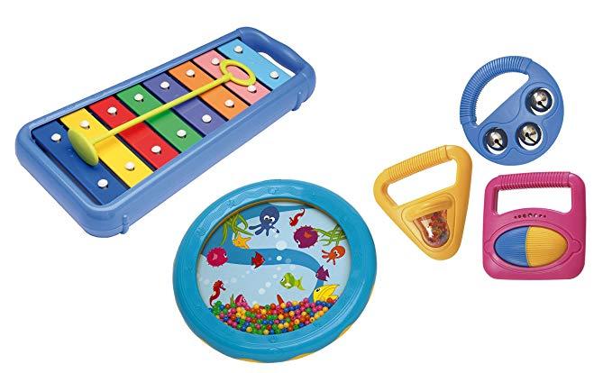 Bộ đồ chơi trẻ em Hohner Kids Toddler