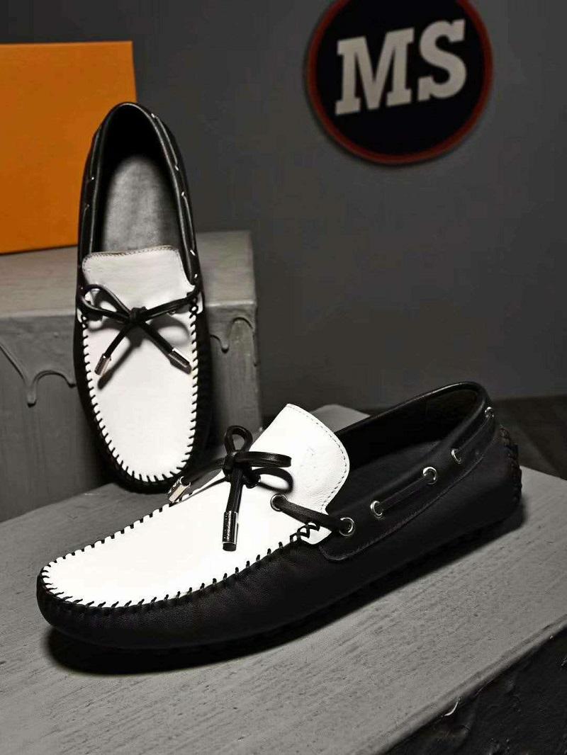 Giày Lười Da đế mềm , Dành cho nam , giày công sở .