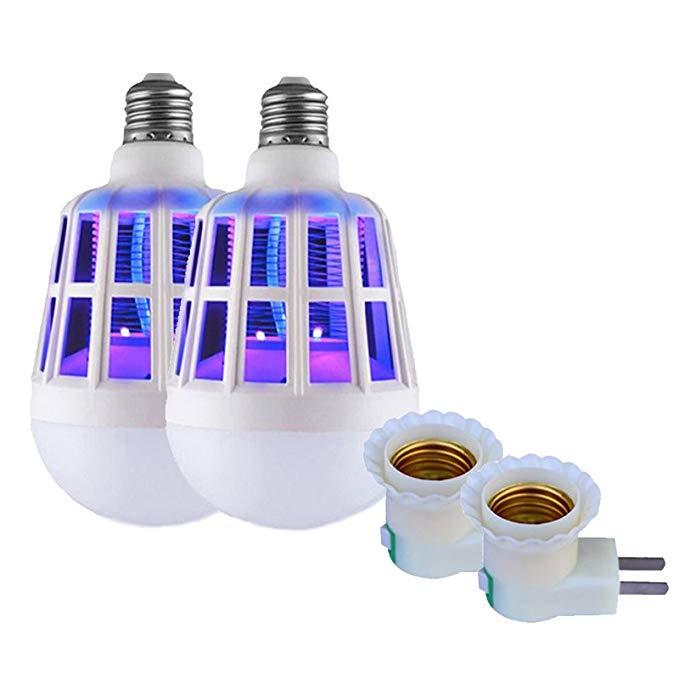 Đèn LED điện giật loại đèn muỗi từ đêm ánh sáng mềm đêm ánh sáng liên tục ổ đĩa hiện tại / chip bộ n