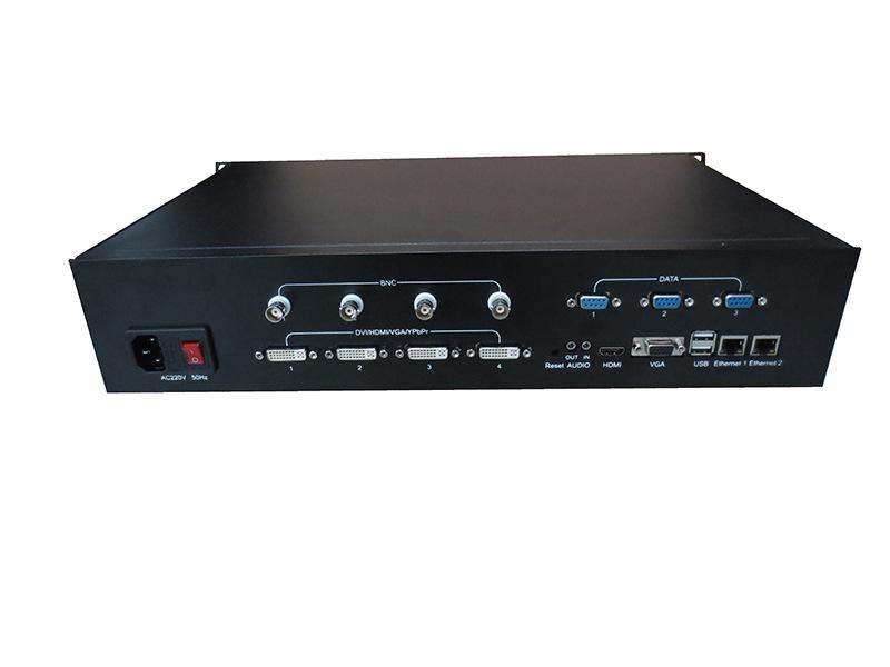 Bộ mã hoá video độ nét cao 4 đường DVI/VGA/ video mã hóa video chuyển mã mạng