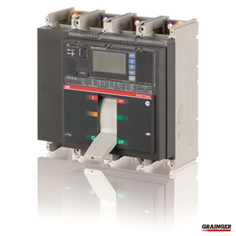 ABB Tmax Breaker T7L1250M PR232/P-LSI R1250 FF bốn