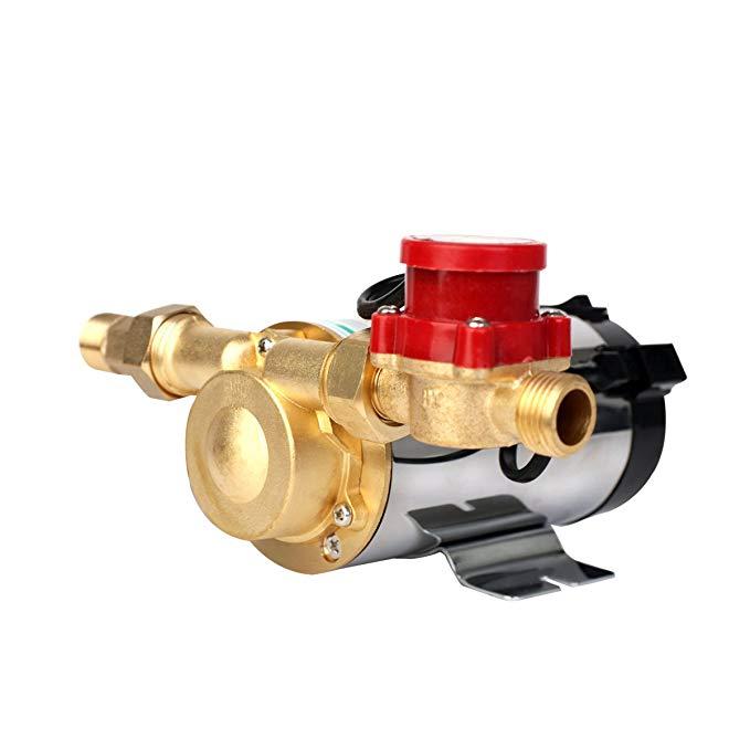 Medas Medas 100 wát bơm đồng đầu gia dụng thép không gỉ bơm tăng áp 15MG-30-10