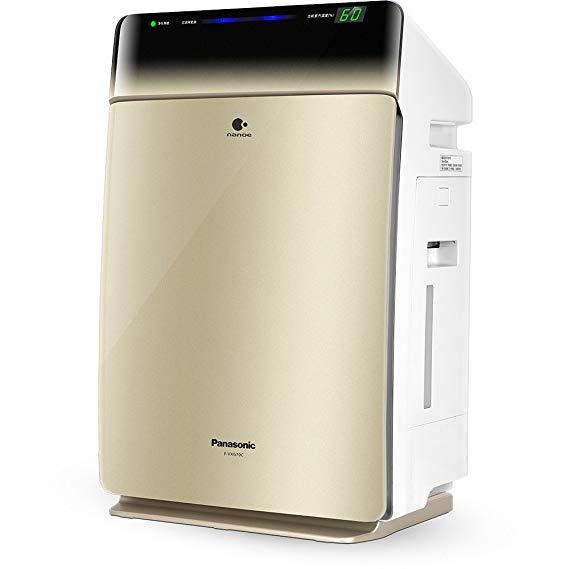 Máy lọc không khí Panasonic Panasonic F-VXG70C-N Giá trị CADR của Ion Nano nước 368