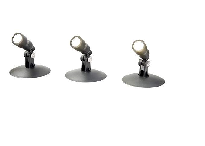 RITOS LED Bộ đèn dưới nước IP68 3x1 W