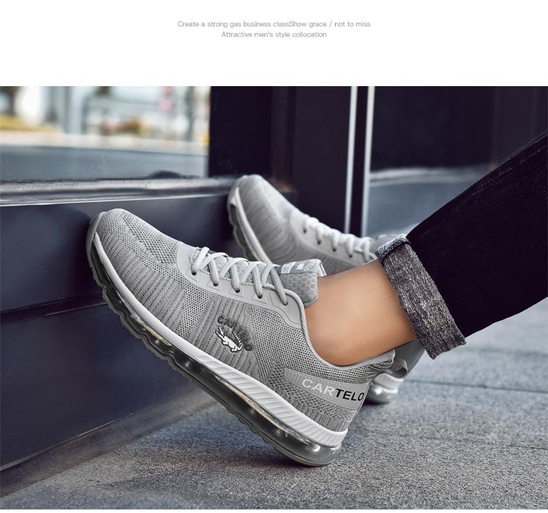 Giày Lưới thời trang thể thao dành cho Nam  , Thương hiệu: Cartel Cá sấu