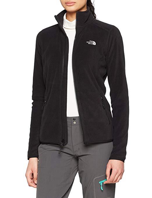 Áo khoác dài Tay Thể Thao cho Nữ - Zip Jacket