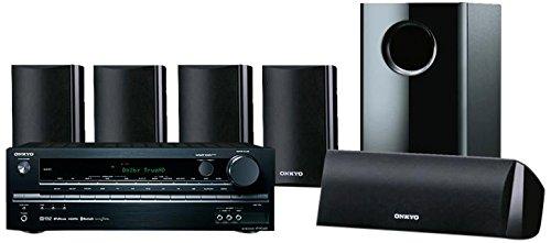 Onkyo HT-S302 Hollywood 5.1 kênh loa âm thanh thiết lập với Bluetooth