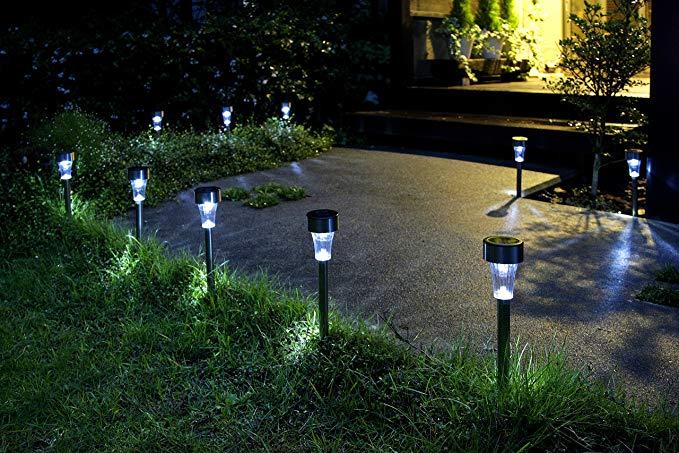 TIẾT KIỆM LED Vườn Đèn năng lượng mặt trời SV-5646
