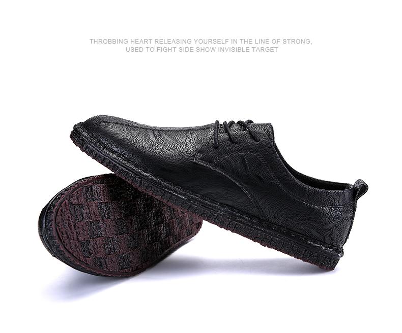 Giày mọi Gommino Bằng Da mềm dành cho nam , Thương hiệu: CarenGore.