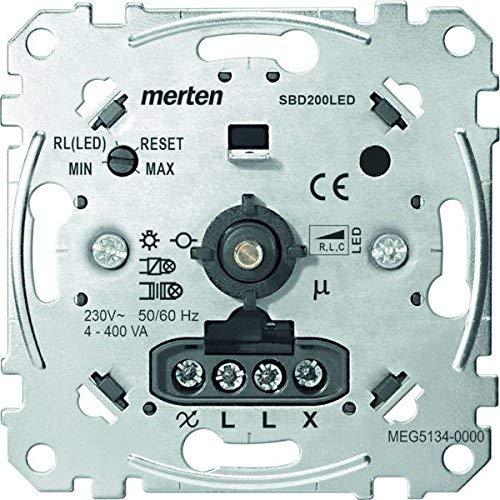 Merten MEG5134-0000 LED Dimmer Chuyển