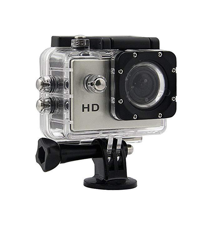 Rorsche Thể thao DV Camera giám sát lái xe ghi 1080p HD Micro Motion Camera Video chuyên nghiệp DV M