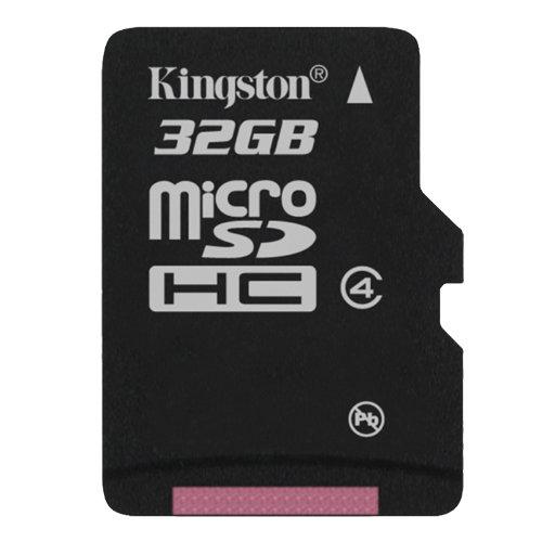 Thẻ nhớ điện thoại di động Kingston SD4 32G (micro SD) của Kingston